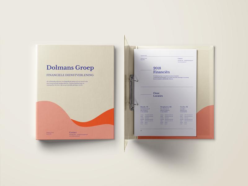 Dolmans Groep Stationary